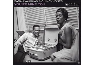 Sarah & Quincy J Vaughan - You're Mine You-Jean-Pierre Leloir Collection [CD]