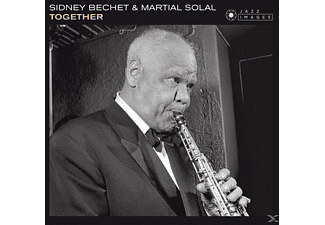 Sidney & Martial Bechet - Together-Jean-Pierre Leloir Collection [CD]