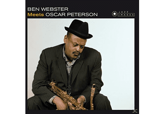 Ben Webster - Meets Oscar Peterson-Jean-Pierre Leloir [CD]