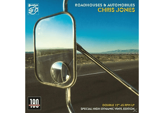 Chris Jones - Roadhouses & Automobiles (180 Gramm Vinyl) [Vinyl]