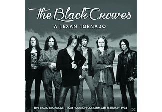 The Black Crowes - A Texan Tornado [CD]