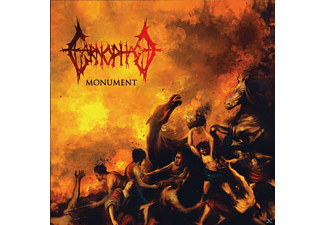Carnophage - Monument - (CD)