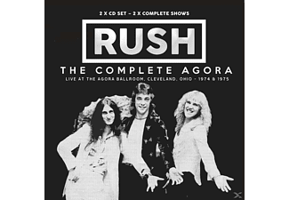 Rush - The Complete Agora [CD]