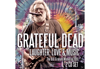 Grateful Dead - Laughter,Love & Music [CD]