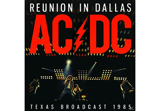 AC/DC - Reunion In Dallas - (CD)