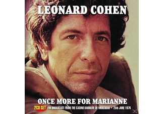 Leonard Cohen - Once More For Marianne [CD]