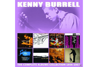 Kenny Burrell - The Complete Albums Collection: 1956-1957 - (CD)