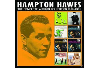 Hampton Hawes - The Complete Albums Collection: 1955-1961 [CD]