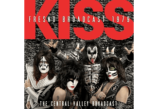 Kiss - Fresno Broadcast 1979 - (CD)