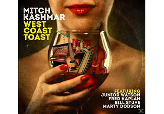 Mitch Kashmar - West Coast Toast - (CD)