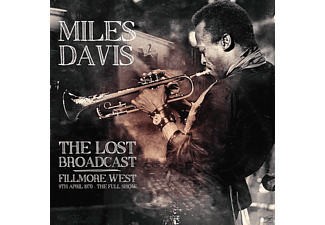 Miles Davis - The Lost Broadcast - (Vinyl)