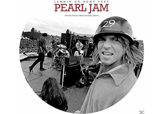 Pearl Jam - Self Pollution Radio - (Vinyl)