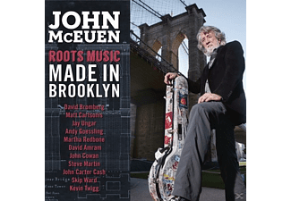 John Mceuen - Made In Brooklyn [CD]