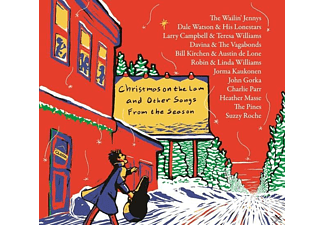 VARIOUS - Christmas On The Lam And Other Songs From The [CD]