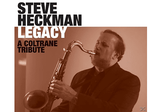 Steve Heckman Quartet - Legacy: A Coltrane Tribute - (CD)