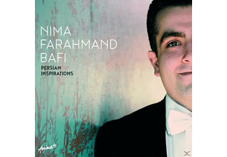 Nima Farahmand Bafi - Persian Inspirations [CD]