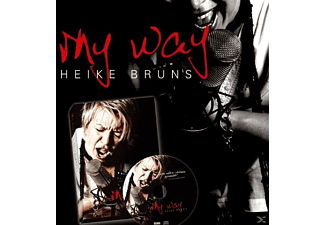 Heike Bruns - My Way - (CD)