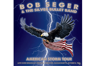 Bob Seger & The Silver Bullet Band - American Storm Tour (Live Radio Broadcast Centrum, [CD]