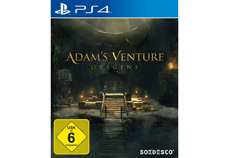 Adam's Venture: Origins [PlayStation 4]