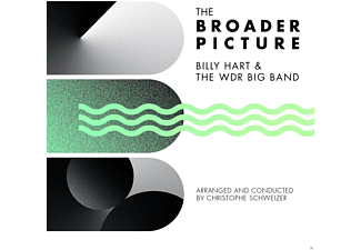 Billy Hart & Wdr Big Band - The Broader Picture [CD]