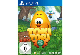 Toki Tori 2+ [PlayStation 4]