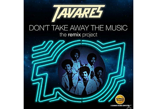 Tavares - Don't Take Away The Music-The Remix Project [CD]