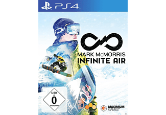 Mark McMorris Infinite Air [PlayStation 4]