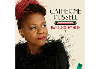 Catherine Russell - Harlem On My Mind [CD]