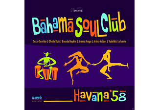 The Bahama Soul Club - Havana '58 - (CD)