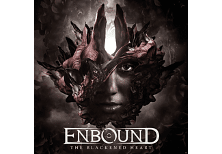Enbound - The Blackened Heart - (CD)