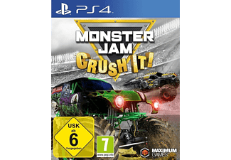 PS4 MONSTER JAM - CRUSH IT - PlayStation 4