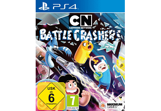 PS4 CARTOON NETWORK - BATTLE CRASHERS - PlayStation 4