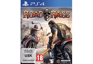 Road Rage [PlayStation 4]