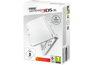 NINTENDO 3DS XL Pearl White (New)