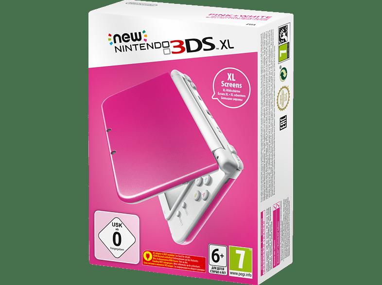 NINTENDO 3DS XL Pink White (New) gaming φορητές κονσόλες κονσόλες 2ds  3ds