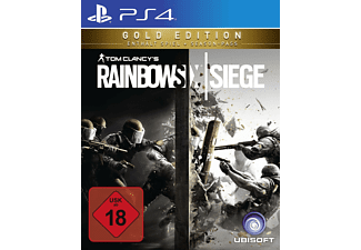 Tom Clancy's Rainbow Six Siege (Gold Edition) [PlayStation 4]