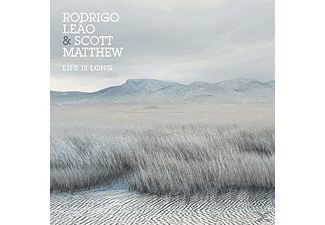 Rodrigo Leão, Scott Matthew - Life Is Long - (LP + Bonus-CD)