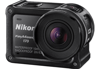 NIKON KeyMission170 Action Cam 4k UHD, Full HD , WLAN