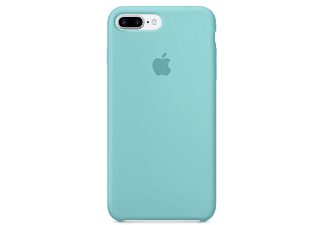 APPLE iPhone 7 Plus Silicone Case Sea Blue - (MMQY2ZM/A)