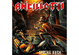 Ancillotti - Strike Back - (CD)