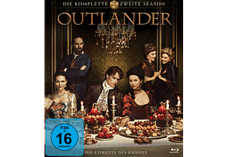 Outlander - Staffel 2 - (Blu-ray)