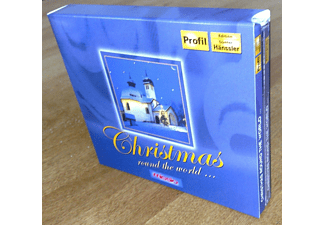 VARIOUS - Christmas Round The World... - (CD)