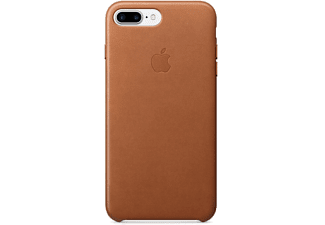 APPLE iPhone 7 Plus Leather Case Saddle Brown - (MMYF2ZM/A)