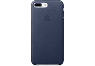 APPLE iPhone 7 Plus Leather Case Midnight Blue - (MMYG2ZM/A)