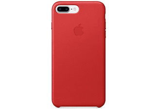 APPLE iPhone 7 Plus Leather Case (Product)Red - (MMYK2ZM/A)