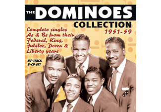 The Dominoes - The Dominoes Collection 1951-57 - (CD)