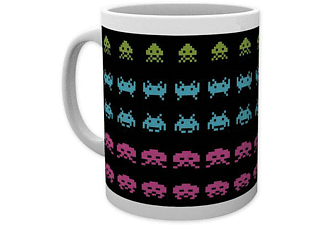 Space Invaders Tasse Invader Wrap