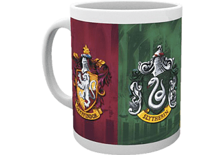 Harry Potter Tasse Häuser Wappen