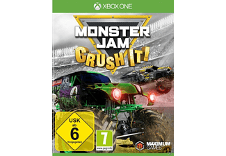XBO MONSTER JAM - CRUSH IT [Xbox One]