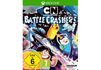 XBO CARTOON NETWORK - BATTLE CRASHERS [Xbox One]